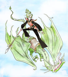 Dragon King Trabant