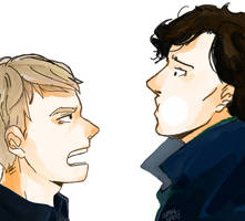 SherlockBBC #1 by T-World