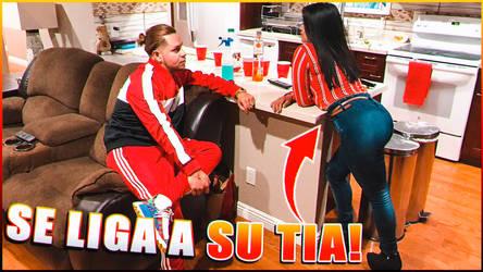 Minis-para-Aaron-Se-liga-a-Su-tia! by JoseMiSpartanOFC