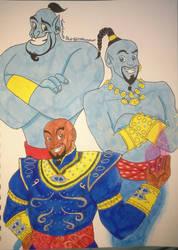 Never Had Friends Like Us! (Aladdin) by TessaLovesOzzy