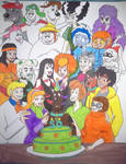 Happy 50th Anniversary Scooby Doo!