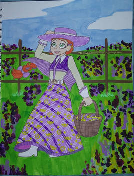 Country Blossom Jessie - 2020 Version