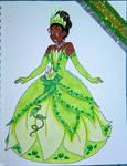 Princess Tiana (Disney)