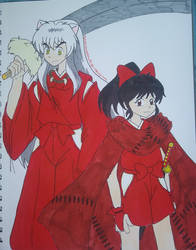 Old and New Generation (Inuyasha)
