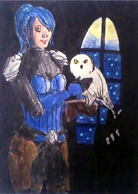 Beware the Court of Owls by juneyleinchen