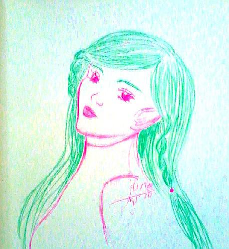 Lilly by juneyleinchen