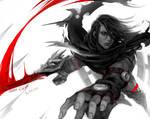 LOL fan art Dragonblade Talon