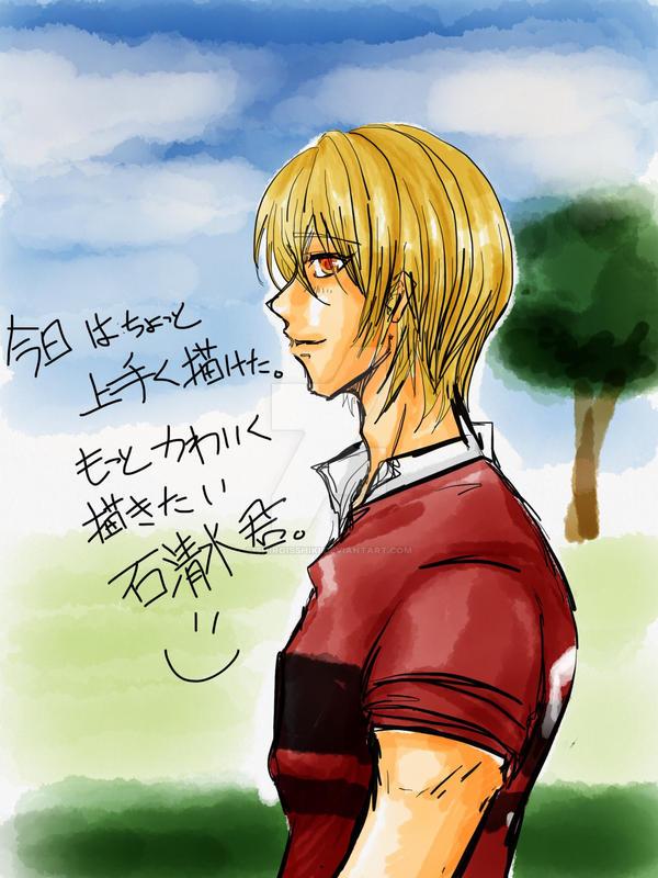 Sketch46-iwashimizu03 by shiroisshiki
