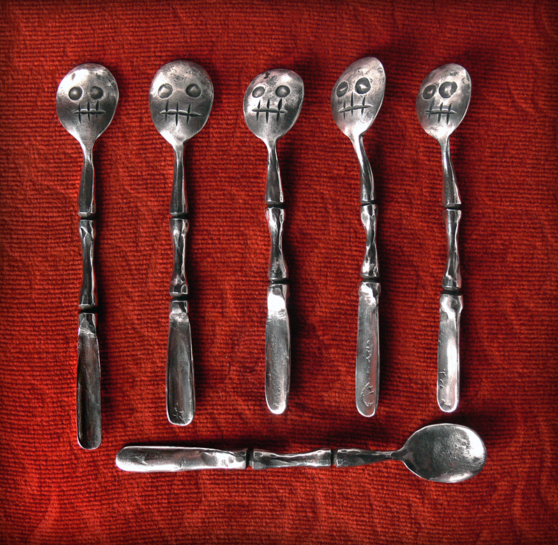 Deadly Spoons by Rajala
