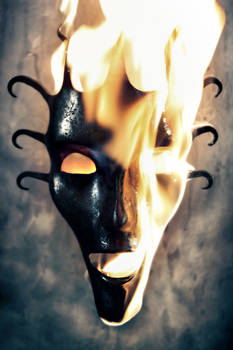 The Elemental Face: Fire