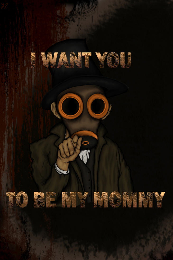 Empty Child: I WANT YOU TO BE MY MOMMY by A-Pancake