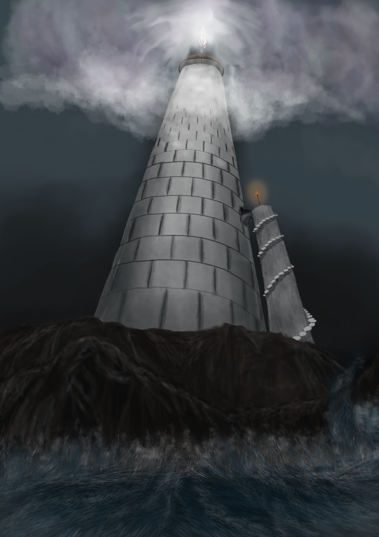Air Wizard Tower by A-Pancake