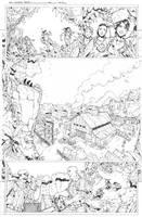 Jungle Heist Page 2 by Max-Dunbar