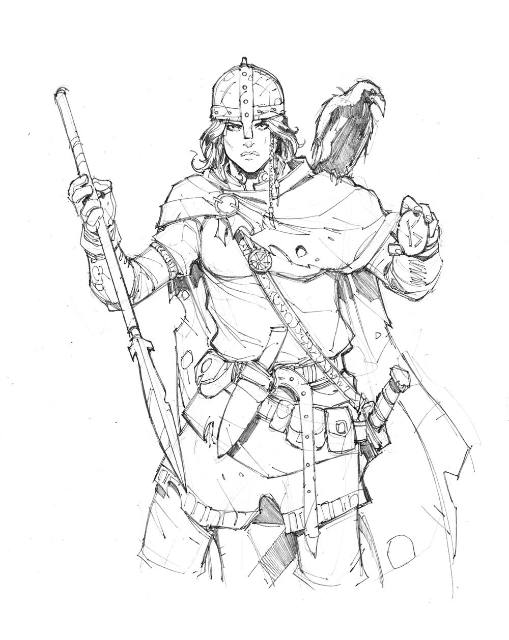Raider by Max-Dunbar