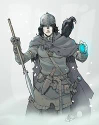 Raider Coloured by Max-Dunbar