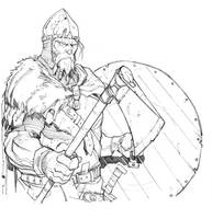 Marauder 2 Pencils by Max-Dunbar