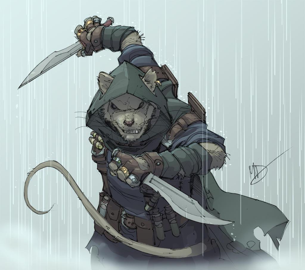 Knifer by Max-Dunbar
