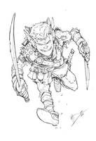 Goblin by Max-Dunbar