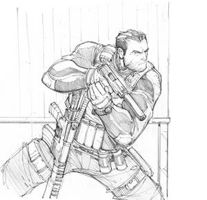 Sneaky Punisher