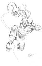 Iron Fist by Max-Dunbar