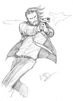 John Wick sketch