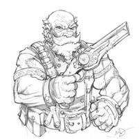 Dwarf by Max-Dunbar