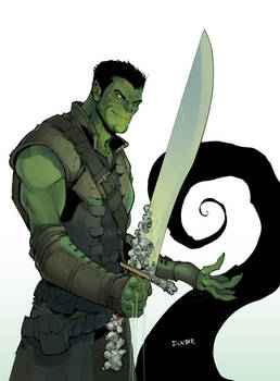 Fjord From Critical Role