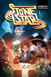 Stone Star #1 Cover by Max-Dunbar
