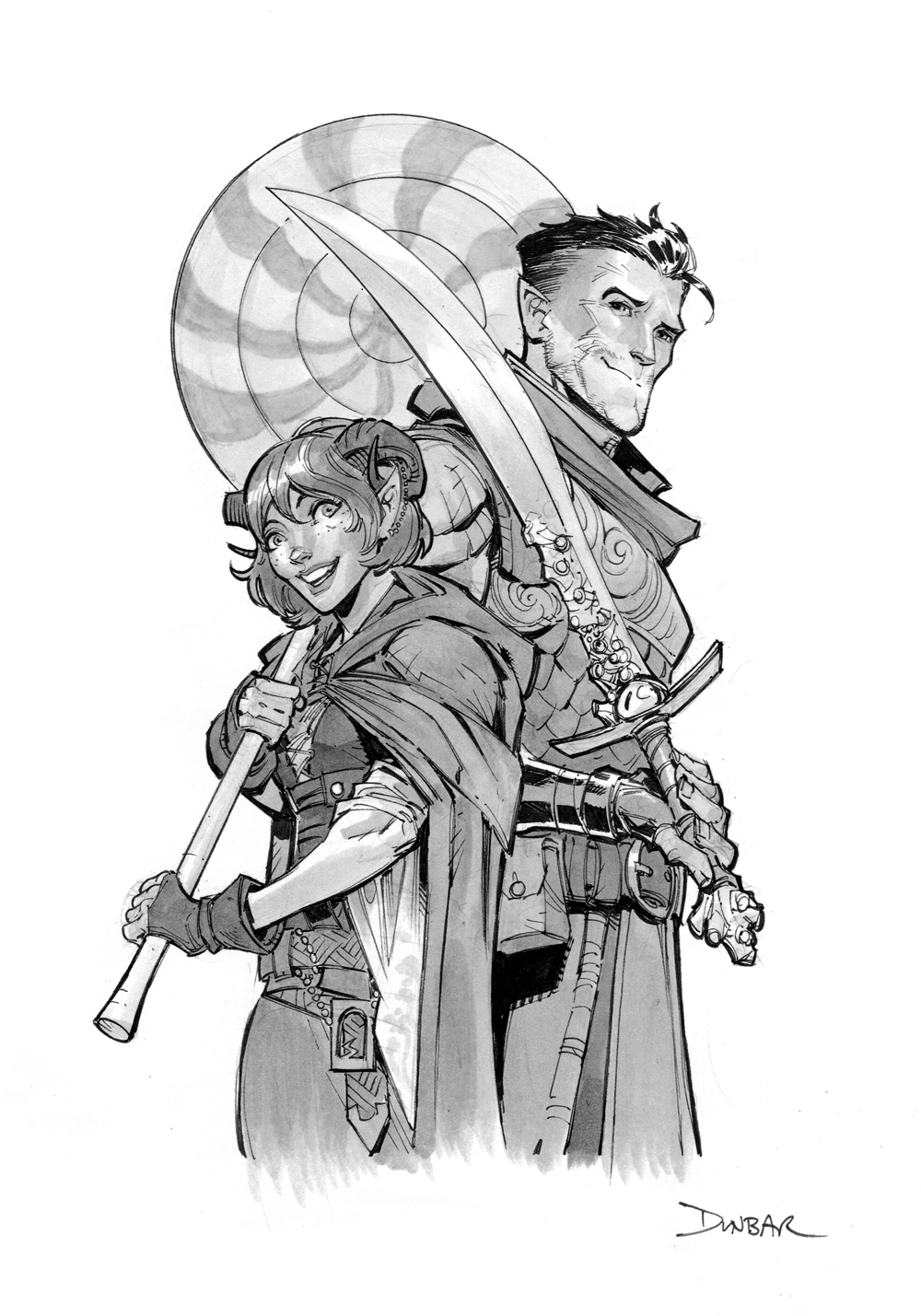 Fjord And Jester By Max Dunbar On Deviantart We're all jester and nott tbh. fjord and jester by max dunbar on