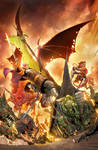 Dungeons and Dragons Infernal Tides #4