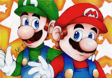 TA: Mario Bros. 2018 Ver. by Marios-Friend9