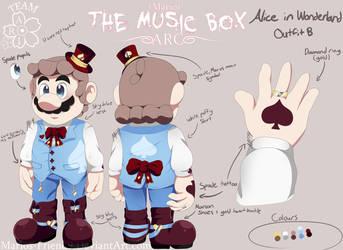 MTMB-ARC-: Alice In Wonderland Design B by Marios-Friend9