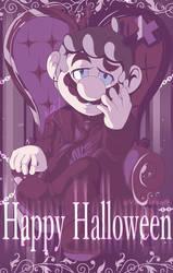 Halloween 2019 Edgy Goth Mario