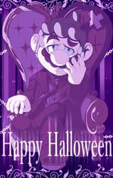 Halloween 2019 Edgy Goth Mario Variant