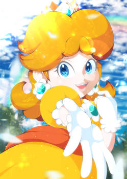 Mario: Princess Daisy