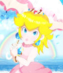 Mario: Princess Peach (Sunshine Ver.)