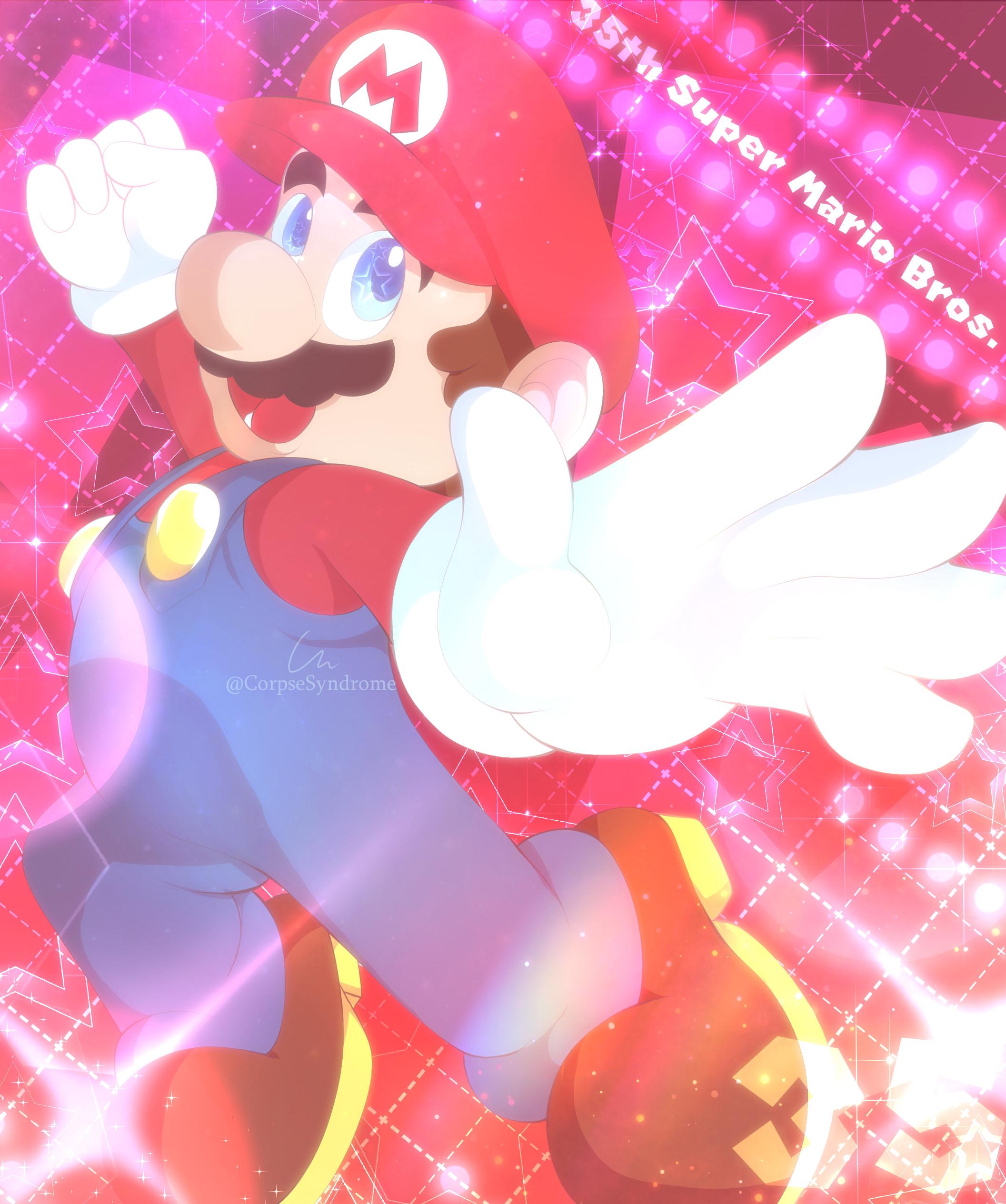 35th Super Mario Bros.