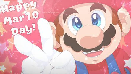 2021: Happy MAR10 Day!