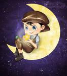Il Bambino e La Luna