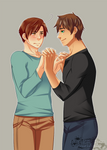 30 Day OTP Challenge - Day 1 - Holding Hands