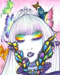 Butterfly by BeckyPennArt
