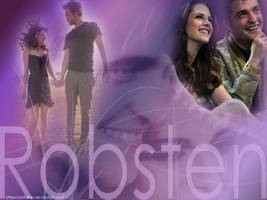 Robsten - Smile by LittleSnowflakes
