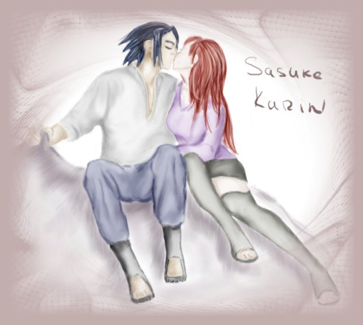 Sasuke Karin by dasistlitti