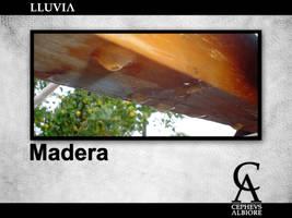 Lluvia - Madera by daidaros