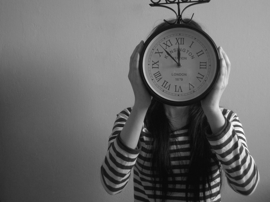 somewhere a clock is ticking by granula