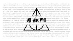 All Was Well - Harry Potter Wallpaper by greendude34