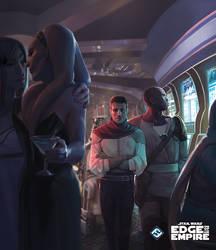 Star Wars - Micael Torval by ayhotte