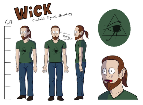 Wick - Official Concept Sheet