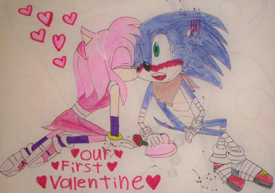 Sonamy Valentine's day by mkl91