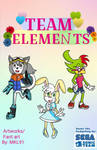 Team Elements Cover by mkl91